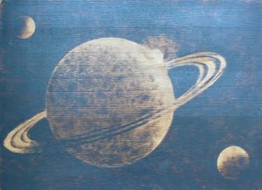 planète aux anneaux