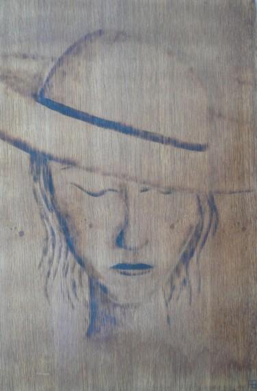 Femme au chapeau