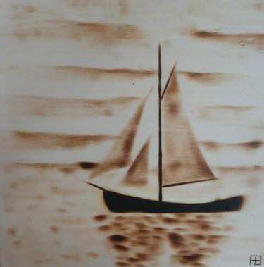 voilier sur lac
